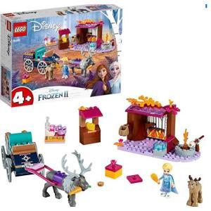 """レゴ(LEGO) ディズニープリンセス アナと雪の女王2?エルサのワゴン・アドベンチャー"""" 4116..."""