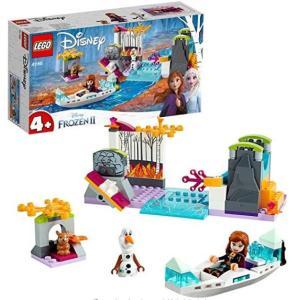 """レゴ(LEGO) ディズニープリンセス アナと雪の女王2?アナとオラフのリバートリップ"""" 41165"""
