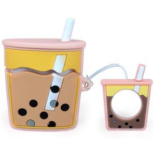 Airpods ケース 第2世代 airpods ケース キャラクター 全面保護カバー Airpods 充電ケース カバー イヤホン 収納|lush-intl