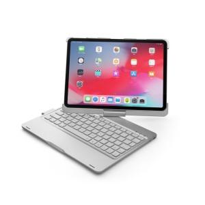 タブレットケース iPad キーボードカバー キーボード バックライト付き 光るキーボード 360度回転式|lush-intl