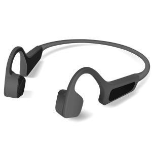 骨伝導ヘッドホン Bluetooth イヤホン  防水  Bluetooth 4.2 長時間使用して...