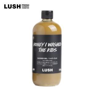 ボディソープ ラッシュ公式 LUSH みつばちマーチ シャワージェル SP 500g ラッシュ公式 PayPayモール店