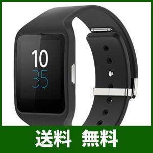 ソニー(SONY) SmartWatch (スマートウォッチ) 3 Bluetooth4.0 リストバンド型活動量計 SWR50-B 【並行輸入品】|lusterstore