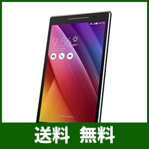 ASUS タブレット ZenPad8 Z380KL ブラック Android / 8inch / Qualcomm Snapdragon / 1GB lusterstore