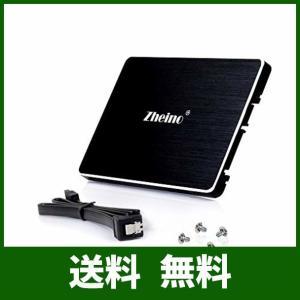 Zheino S3 SSD 512GB 内蔵2.5インチ 7mm 3D Nand 採用 SATA III 6Gb/s 3年保証 lusterstore