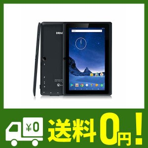 Dragon Touch タブレット 7インチ Android8.1 IPSディスプレイ 1GB+8GB 1024*600 Bluetooth接続 K lusterstore