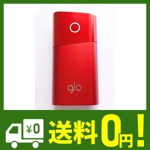 【新品 純正 正規品】新型 glo (グロー) レッド RED 本体 スターターキット 新色 シリー...