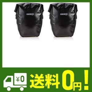 ORTLIEB(オルトリーブ) バックローラー シティ 40L(ペア) サイドバッグ 【並行輸入品】|lusterstore