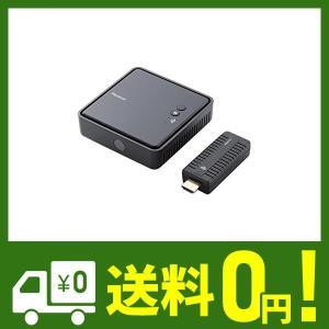 ロジテック ワイヤレスHDMI送受信機セット 【フルHDの映像&音声を 無線で送信できる 】 LDE-WHDI202TR|lusterstore