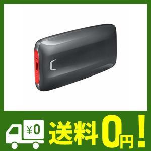 Samsung 外付けSSD X5 500GB Thunderbolt3接続 Mac対応 MU-PB500B/EC|lusterstore