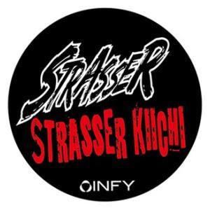 国本起一 ステッカー Sticker 2枚セット LFKK-1   [Kunimoto Kiichi  STICKER]|lutadorfight