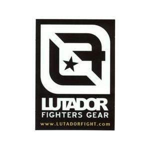 ルタドール ステッカー LFST-2   [LUTADOR / LTDR / LUTADOR KIMONOS STICKER]|lutadorfight