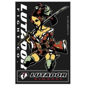 ルタドール ステッカー 5枚セット LFST-SET-08 [LUTADOR / LTDR / LUTADOR KIMONOS STICKER]|lutadorfight|04