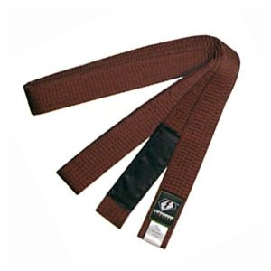LUTADOR KIMONOS  柔術 BROWN BELT 茶帯 [BJJ BELT]|lutadorfight