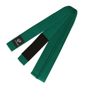 LUTADOR KIMONOS  柔術  KID'S  GREEN BELT 緑帯 [BJJ BELT]|lutadorfight