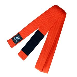 LUTADOR KIMONOS  柔術  KID'S  ORANGE BELT オレンジ帯 [BJJ BELT]|lutadorfight