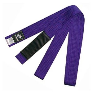 LUTADOR KIMONOS  柔術 PURPLE BELT 紫帯 [BJJ BELT]|lutadorfight