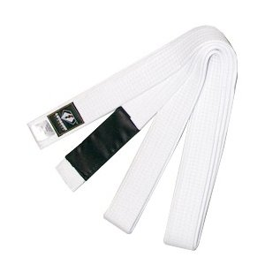 LUTADOR KIMONOS  柔術  WHITE BELT 白帯 [BJJ BELT]|lutadorfight