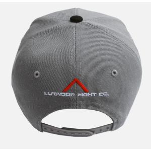 ルタドール スナップバック キャップ  LTDRBBC-02 [LUTADOR LTDR BB CAP]|lutadorfight|04