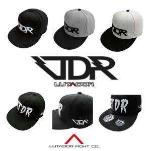 ルタドール スナップバック キャップ  LTDRBBC-03 [LUTADOR LTDR BB CAP]|lutadorfight|06