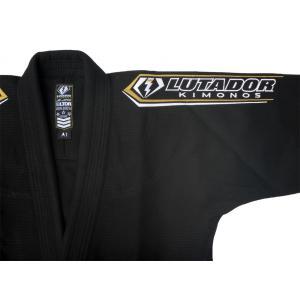Black A2:LUTADOR KIMONOS BJJ Gi Hi-Spec 100 limited 柔術衣 (柔術着)  [BJJ GI]|lutadorfight|02