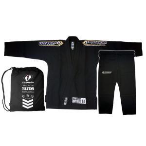 Black A4:LUTADOR KIMONOS BJJ Gi Hi-Spec 100 limited 柔術衣 (柔術着)  [BJJ GI]|lutadorfight