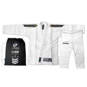 White A2:LUTADOR KIMONOS BJJ Gi Hi-Spec 100 limited 柔術衣 (柔術着)  [BJJ GI]|lutadorfight