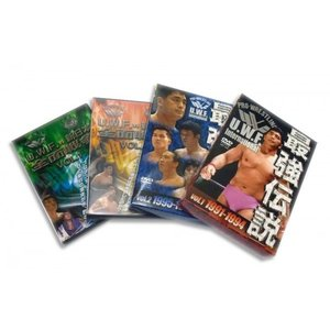 UWF Uインター  DVD 極4種 セット DVD計6枚 [DVDセット]|lutadorfight|02