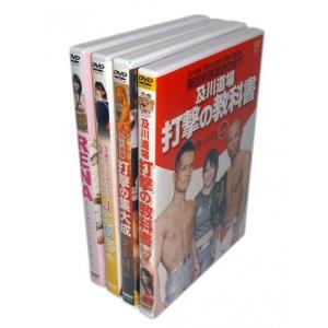 及川道場 DVD 極4種 セット DVD計4枚 +RENA限定ジャケット付 [DVDセット]|lutadorfight