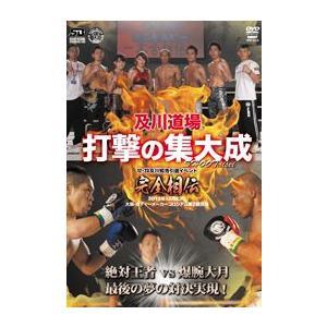 及川道場 打撃の集大成 -SHOOTaisei- 12・23及川知浩引退イベント 完全相伝 [DVD]|lutadorfight