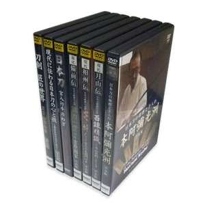 日本刀 刀剣 DVD 極7種 セット DVD計7枚+書籍3冊 [DVD・書籍セット]|lutadorfight|03
