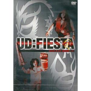 プロレス UD:FIESTA ドラゴンミクスチャースクランブルタッグトーナメント [DVD]|lutadorfight