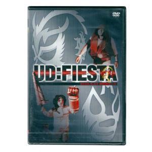 プロレス UD:FIESTA ドラゴンミクスチャースクランブルタッグトーナメント [DVD]|lutadorfight|02