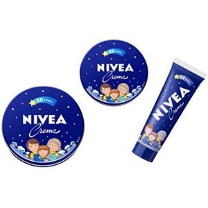 「商品情報」限定 NIVEA さくらももこデザイン ニベアクリーム 3種セット 花王 ちびまるこちゃ...