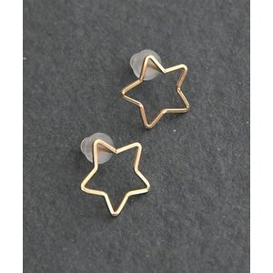 by boe バイボー Star Sharp Studs ピアス|luvri