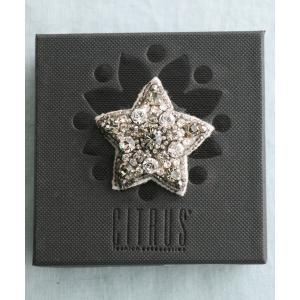 CITRUS シトラス  ビジュー ブローチ STAR|luvri