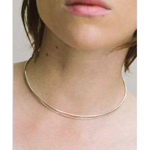 SASKIA DIEZ サスキア ディッツ SV925 MELTING NECKLACE CHOKER|luvri