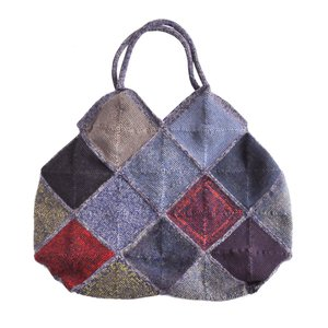 sophie digard ソフィーディガール WOOL BAG インク|luvri