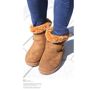 ムートンブーツ メンズ 靴/エンジニアムートンブーツ/BITTER ビター系 ブーツ ムートン エンジニアブーツ ショートブーツ ボア ファー シューズ スウェード 秋冬|lux-style|06