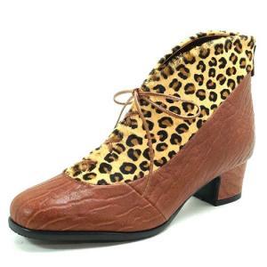 アザラシ/ハラコ ハンドメイド ブーツ LC6002 ワイズも選べる受注生産 日本製・自社内製造 luxcel-shop