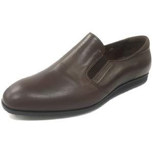 カーフ ハンドメイド スリッポン 紳士靴 LC9013 ワイズも選べる受注生産 日本製・自社内製造|luxcel-shop