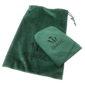 皮革お手入れ用手袋型クロス・靴袋セット|luxcel-shop