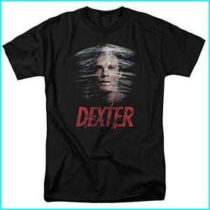 Dexter Wings Sublimation Licensed Adult T Shirt