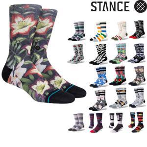 STANCE -スタンス- カリフォルニア発の個性派ソックスブランド。 ソックスを通してカルチャーや...