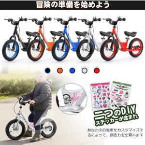 【限定特価】enkeeo ペダルなし自転車 子供用自転車 バランスバイク 子供 ランニングバイクブレーキ付き 軽量 プレゼント|luxwell