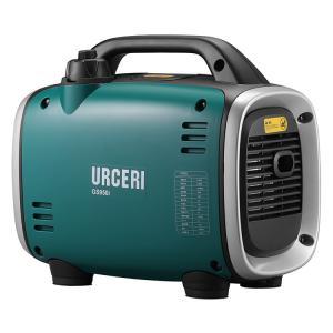 発電機 GS950i 家庭用 インバーター発電機 正弦波 小型発電機 軽量 コンパクト家庭用 DC12V USB充電 防災用品 送料無料 URCERIの画像