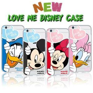 【並行輸入品】iPhone7 iPhone7Plus GALAXY S7 Edge ケース iPhone 7 ギャラクシーs7 エッジ カバー ミッキー ミニー ディズニー ゼリーケース iPhone6 カバー