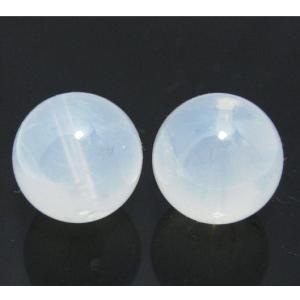 粒売ビーズ 高品質ヒマラヤムーンクオーツAAA 14.0ミリ (K2/ヒマラヤ産) luz
