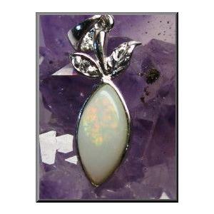 天然石ペンダント  オパール  1 luz