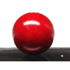 ビーズ  赤珊瑚 ラウンド/丸玉 10.0mm玉 1粒売り/バラ売り |luz